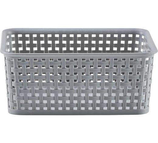 BOX - Grau, Basics, Kunststoff (5l) - Plast 1