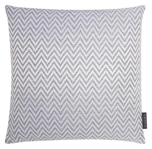 ZIERKISSEN 40/40 cm - Grau, Textil (40/40cm)