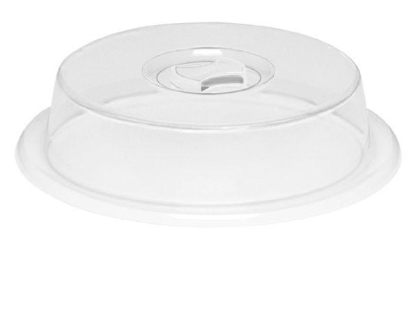 SPEISEHAUBE - Transparent, Basics, Kunststoff (26cm) - EMSA