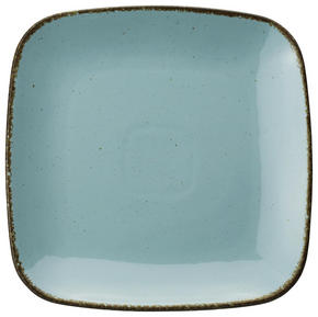 MATTALLRIK - ljusblå, Trend, keramik (27/27cm) - Ritzenhoff Breker