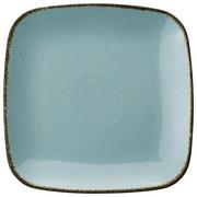 SPEISETELLER 27/27 cm - Hellblau, Trend, Keramik (27/27cm) - Ritzenhoff Breker