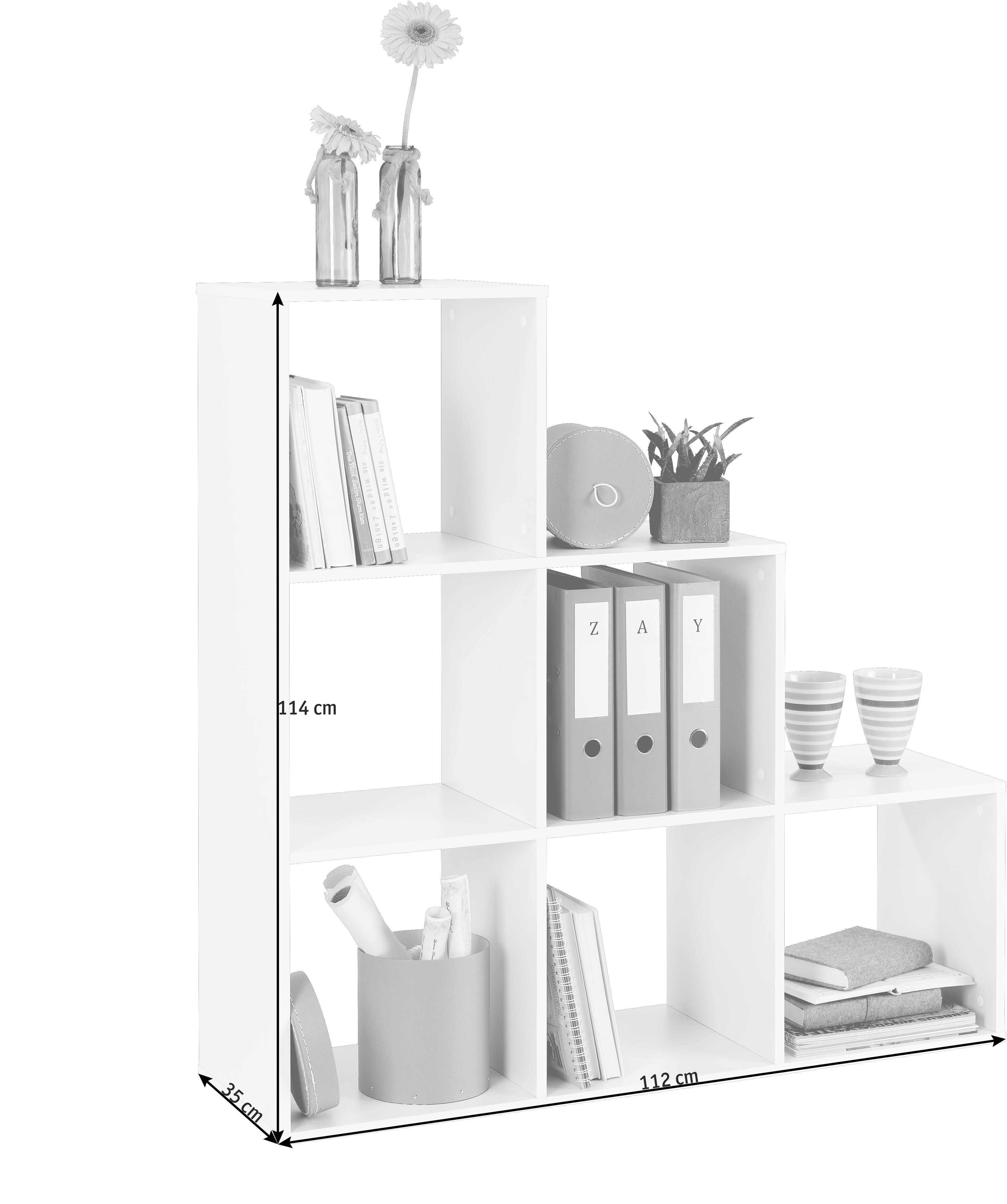 REGALELEMENT in - Design (112/114/35cm)