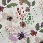 VORHANGSTOFF per lfm transparent  - Lila, KONVENTIONELL, Textil (140cm) - Esposa