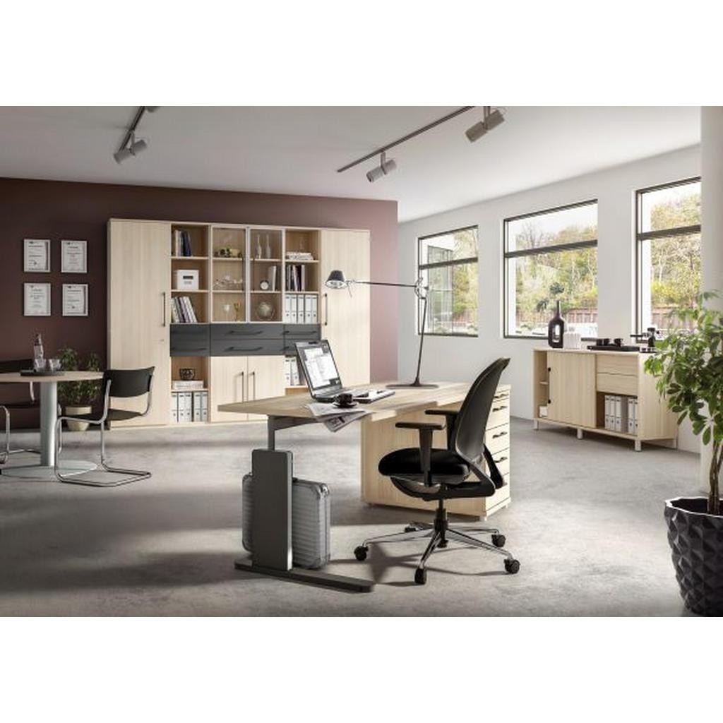 Moderano Büro erweiterbar