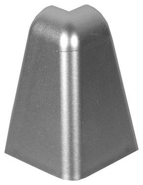 YTTERHÖRN - silver, Basics, plast (-/2,01/3,96cm)