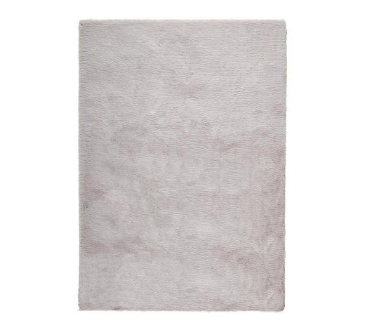 HOCHFLORTEPPICH - Silberfarben, KONVENTIONELL, Textil (160/230cm) - Novel