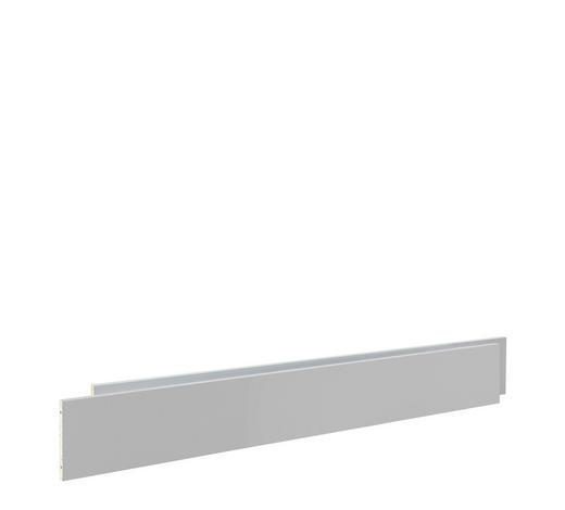 UMBAUSEITEN Weiß  - Weiß, Design (139,0/18,4/1,8cm) - Paidi