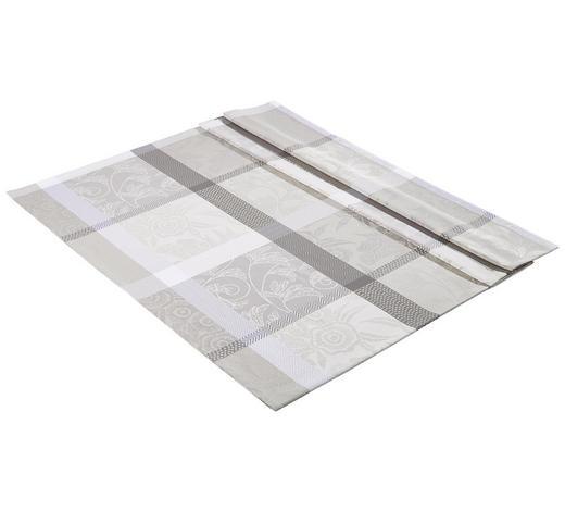 TISCHDECKE 150/250 cm - Grau, KONVENTIONELL, Textil (150/250cm) - Esposa