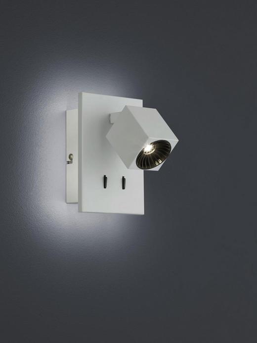 LED-STRAHLER - Weiß, Basics, Metall (15/10/15cm)