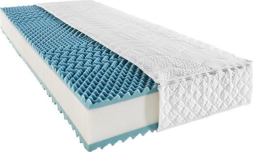 MATRATZE - Weiß, Basics, Textil (090/200cm) - Sleeptex