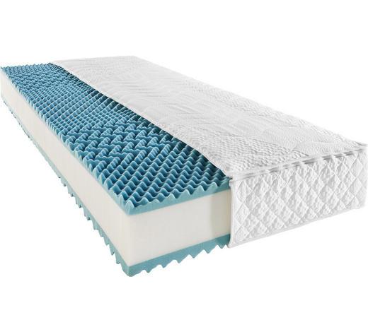 MATRATZE 090/200 cm - Weiß, Basics, Textil (090/200cm) - Sleeptex