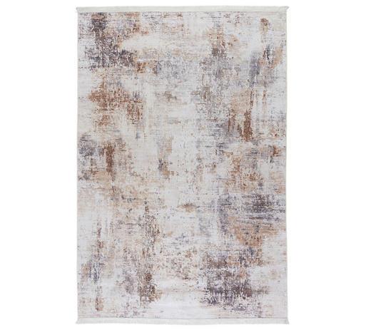 VINTAGE-TEPPICH - Braun/Weiß, Design, Textil (160/230cm) - Novel