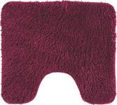 WC-VORLEGER - Lila, Basics, Naturmaterialien/Textil (45/50cm) - Esposa