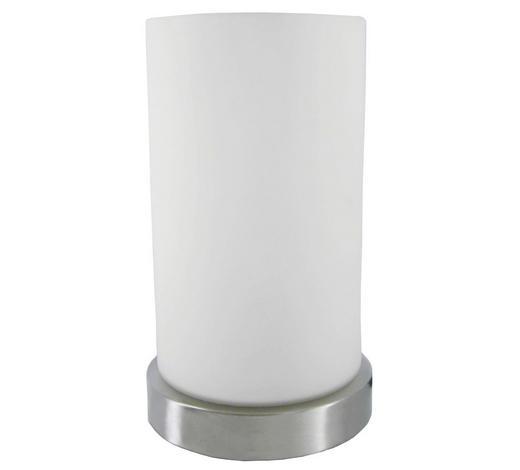 TISCHLEUCHTE - Design, Glas/Metall (10/17,5/10cm)