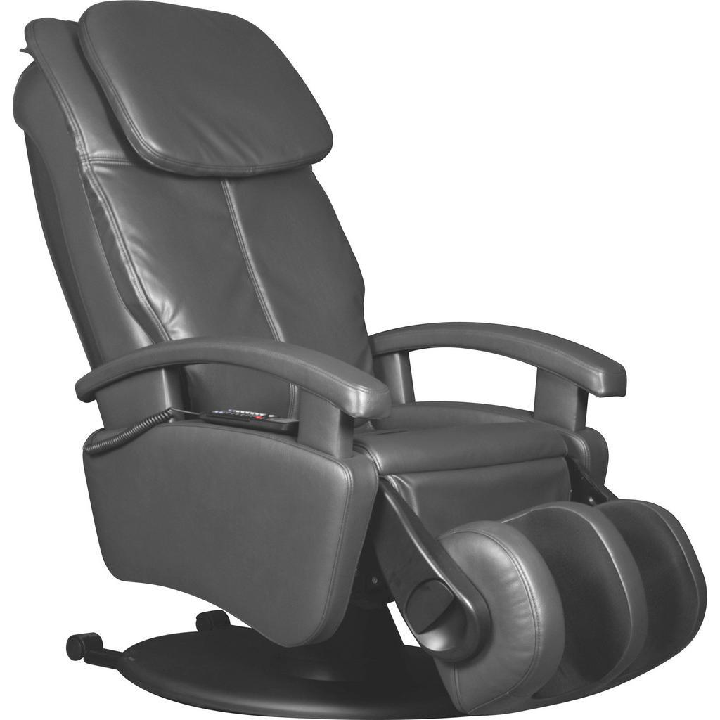 Cantus MASSAGESESSEL Echtleder Schwarz | Wohnzimmer > Sessel > Massagesessel | Leder | Cantus