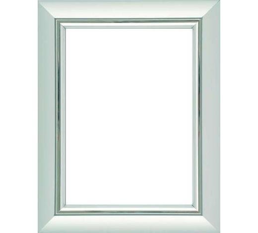 RÁM NA OBRAZY, 55/45/2 cm, barvy stříbra - barvy stříbra, Basics, umělá hmota/sklo (55/45/2cm)