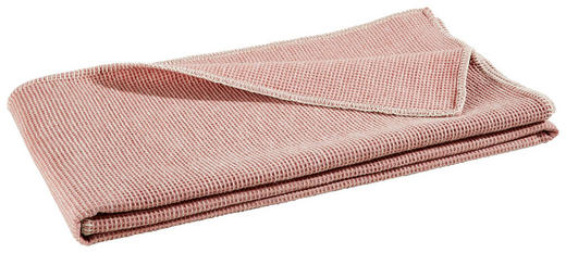 WOHNDECKE 140/200 cm Rosa - Rosa, Basics, Textil (140/200cm) - David Fussenegger