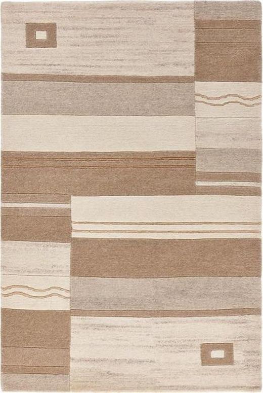ORIENTTEPPICH  120/180 cm  Creme, Hellbraun - Hellbraun/Creme, Basics, Textil (120/180cm) - ESPOSA