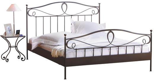 Bett In 180 220 Cm In Metall Schwarz Online Kaufen Xxxlutz