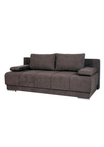 TROSJED SOFA - tamno smeđa, Design, tekstil (200/90/95cm) - Boxxx