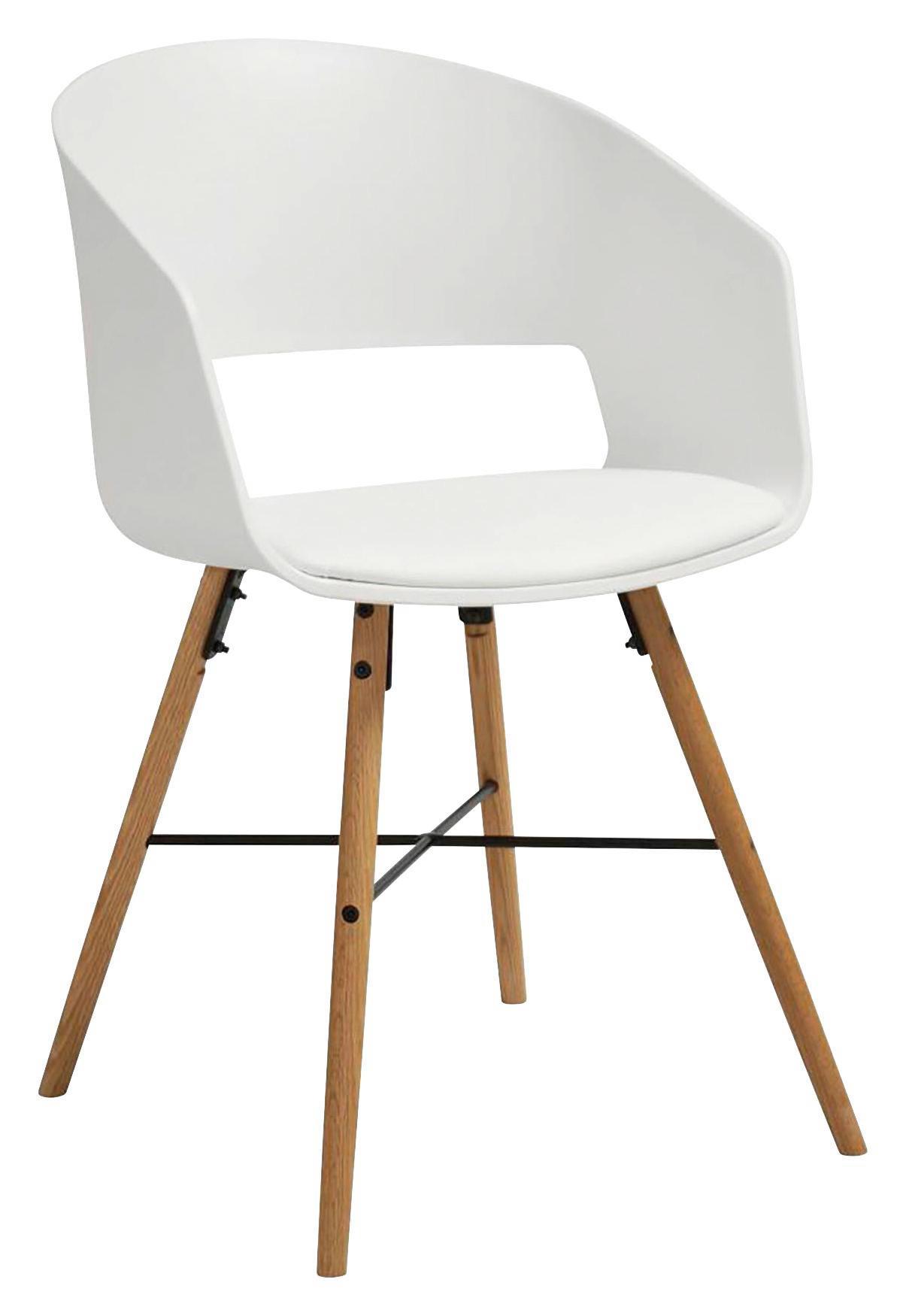 KunststoffTextil In Stuhl Stuhl WeißBuchefarben In Stuhl In KunststoffTextil WeißBuchefarben VUqpzSM