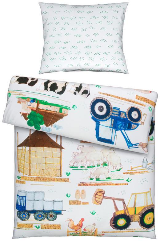KINDERBETTWÄSCHE - Multicolor, Trend, Textil (140/200cm) - Ben'n'jen