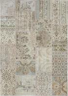 KOBEREC ORIENTÁLNÍ - krémová/světle růžová, Trend, textil (120/180cm) - ESPOSA