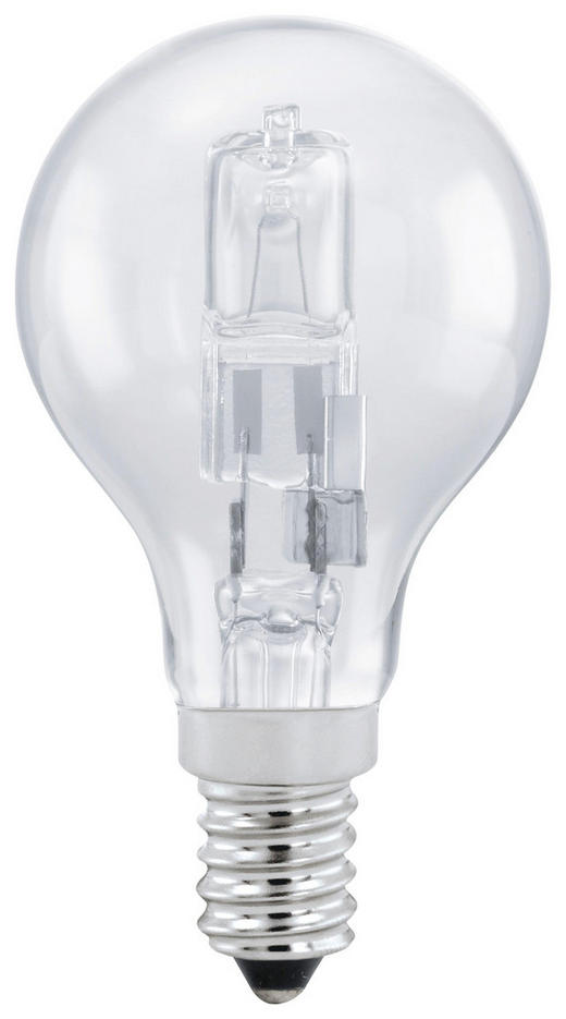 Halogenleuchtmittel E14 - Klar, Basics, Glas (8,4cm) - Homeware