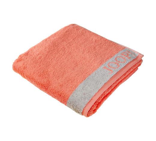 DUSCHTUCH 80/150 cm  - Rosa/Grau, Design, Textil (80/150cm) - Joop!