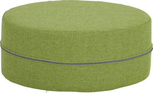 HOCKER Grün - Grün, Design, Textil (50/20cm) - CARRYHOME