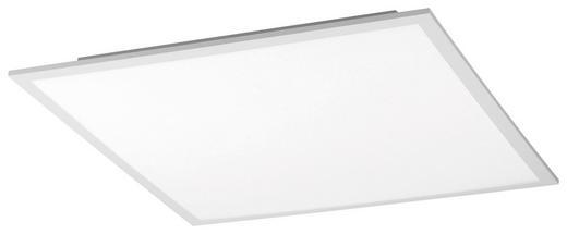 LED-DECKENLEUCHTE - Weiß, Design, Kunststoff/Metall (45/45/6cm)