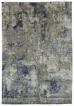 ORIENTTEPPICH Orientteppich   - Anthrazit/Silberfarben, Design, Textil (70/140cm) - Esposa