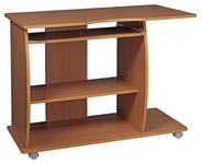 COMPUTERTISCH in Holzwerkstoff 90/71/50 cm  - Buchefarben, KONVENTIONELL, Holzwerkstoff/Kunststoff (90/71/50cm) - Carryhome