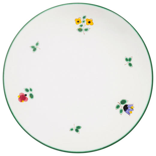 UNTERTASSE - Grün, LIFESTYLE, Keramik (15cm) - Gmundner