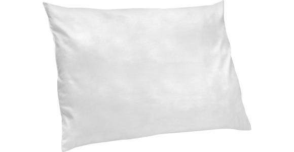 Kopfpolster White 70x90cm - Weiß, KONVENTIONELL, Textil (70/90cm) - Primatex