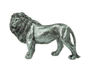 DEKORATIONSLEJON - silver, Lifestyle, plast (21/8/13,5cm) - Ambia Home