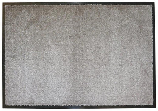 FUßMATTE 50/70 cm - Taupe, KONVENTIONELL, Textil (50/70cm) - Schöner Wohnen
