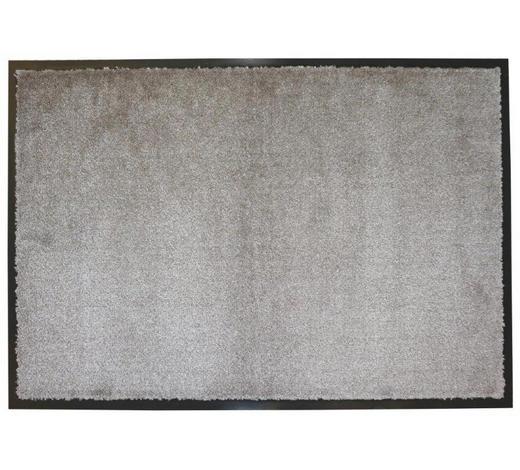 FUßMATTE 67/100 cm - Taupe, KONVENTIONELL, Textil (67/100cm) - Schöner Wohnen