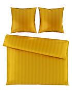POSTELJINA - boje zlata, Konvencionalno, tekstil (200/200cm) - Ambiente