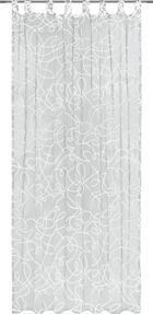 ZÁVĚS HOTOVÝ - bílá, Konvenční, textil (140/245cm) - Boxxx