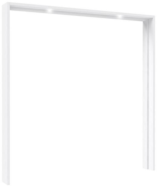 PASSEPARTOUTRAHMEN - Weiß, Design, Holzwerkstoff (210,9/215,1/23,8cm) - Carryhome