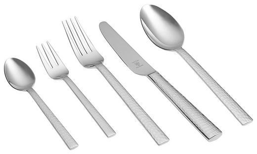 BESTECKSET  60-teilig  Edelstahl - Basics, Metall (50,2/39,5/6,1cm) - Justinus