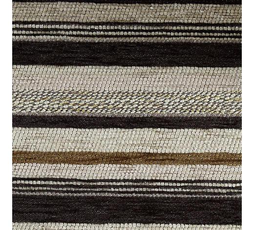 MÖBELSTOFF per lfm blickdicht - Schwarz/Braun, KONVENTIONELL, Textil (140cm) - Esposa