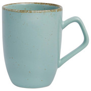 KAFFEEBECHER - Hellblau, Basics, Keramik (11cm) - Ritzenhoff Breker