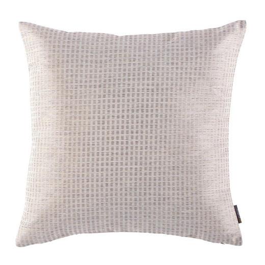 KISSENHÜLLE Creme 50/50 cm - Creme, Basics, Textil (50/50cm) - Novel