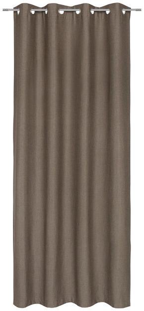 ÖLJETTLÄNGD - brun, Klassisk, textil (135/245cm) - Esposa
