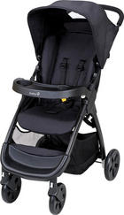 BUGGY Amble - Schwarz, KONVENTIONELL, Textil/Metall (95/103/52cm) - Safety 1st