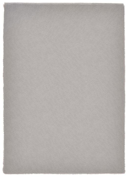 HOCHFLORTEPPICH  130/190 cm   Silberfarben - Silberfarben, Design, Textil (130/190cm) - Novel