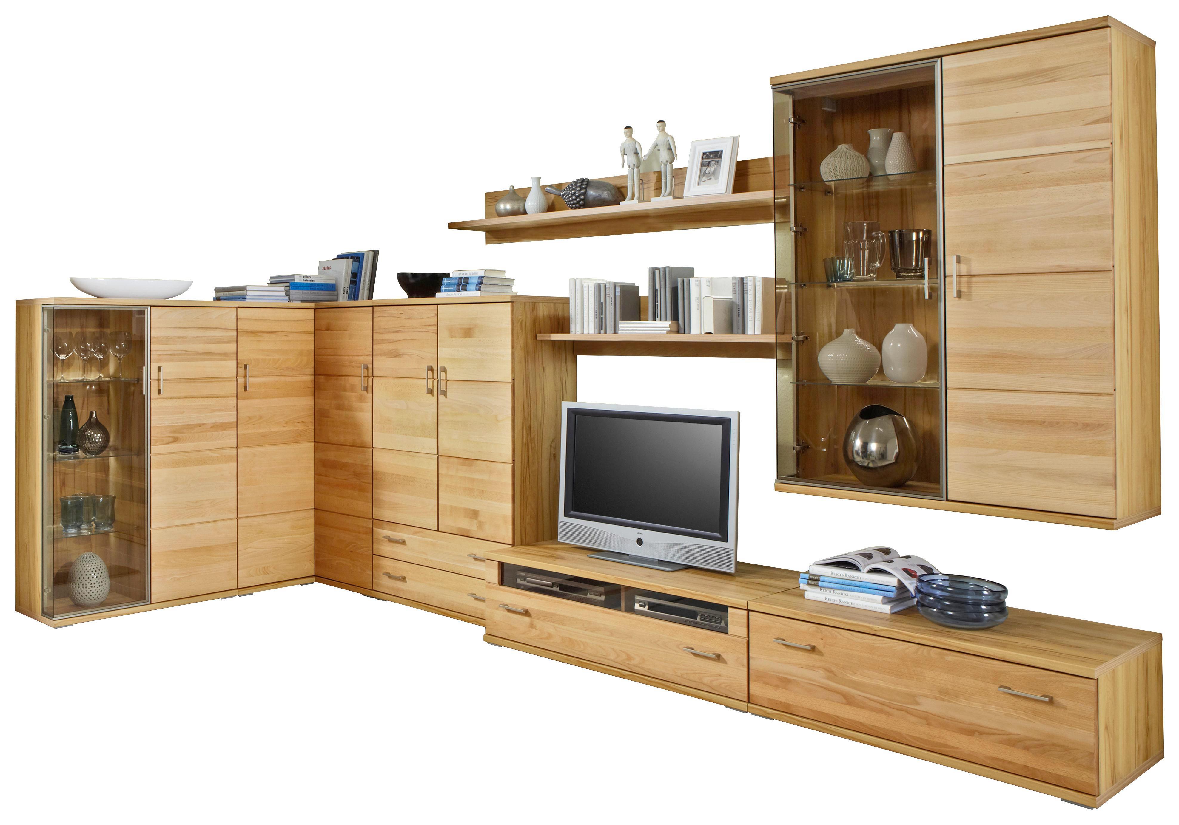 Wohnwand Cantus Set : Anbauwände wohnwände wohnzimmer kollektion cantus