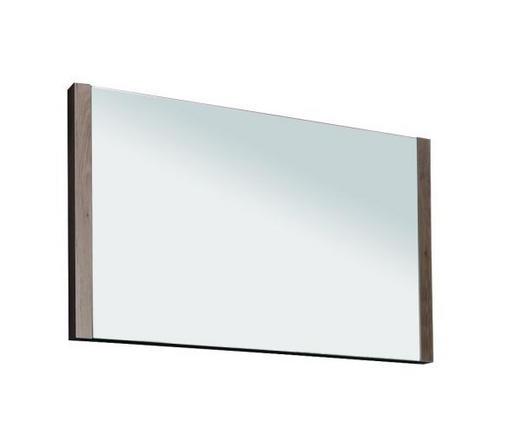 SPIEGEL Eichefarben - Eichefarben, Design, Glas/Holzwerkstoff (94/57/6cm) - Moderano